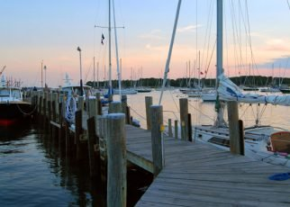 Boatyard Mystic in Connecticut