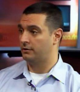 Crime CEO Paul Gileno