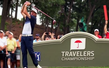 Travelers Championship Tournament golf