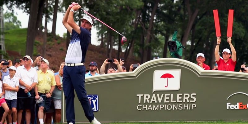 Travelers Championship Tournament golf