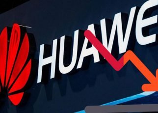 Huawei sales goes down after ban in USA