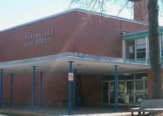 Plainville High School front enter