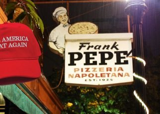 Pizza Place and Trump